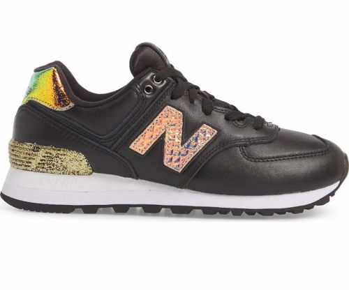 Holy Crap, These New Balance Sneakers Combine Iridescence and Glitter - You Need Them NOW