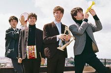 Beatles' 'All You Need is Love' Adapted for Children's Picture Book