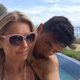 11 Times Kelly Ripa's Vacation Pictures Gave Us a Serious Case of FOMO