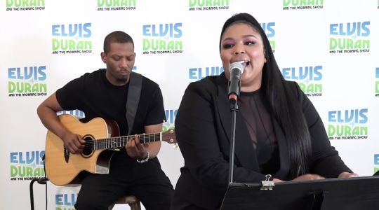 """Watch Lizzo Cover Ariana Grande's """"7 Rings"""""""