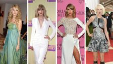 Taylor Swift's Fashion Evolution, From Prom Dresses To Vogue Covers