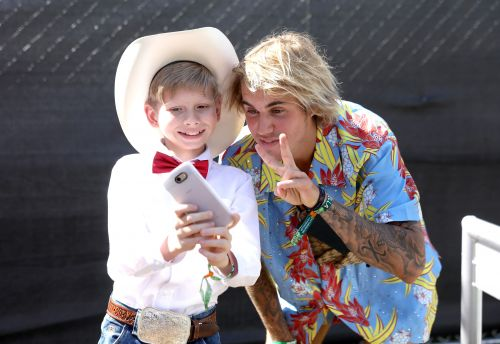 Justin Bieber Is Walmart Yodel Boy's Biggest Fan and I'm Happy for Them Both