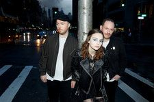 CHVRCHES Go Dystopian-Glam With 'Miracle' Performance on 'Tonight Show': Watch