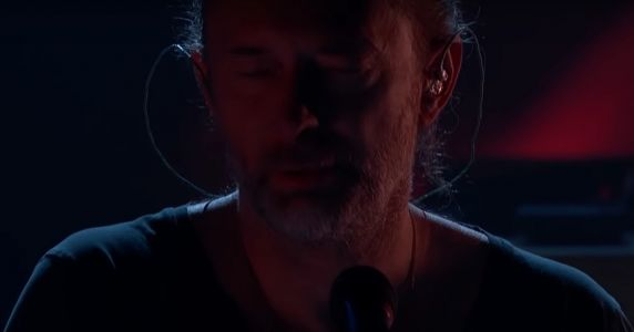 Watch Thom Yorke Play An Intense, Trippy Three-Song Set On Kimmel