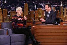 Troye Sivan Performs 'Revelation,' Plays Puppy Name-Game with Charli XCX on 'Fallon': Watch