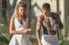 Justin Bieber & Hailey Baldwin Prep Joint Photo Shoot: See the Pic