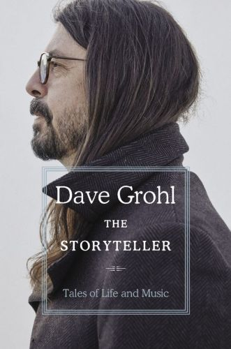 Dave Grohl Announces New Book The Storyteller