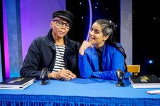 Watch RuPaul Teach Lilly Singh How to Play Dirty Charades