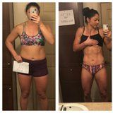 """""""I Wanted Abs"""": Exactly How Kelly Shed 18 Pounds and Got the 6-Pack of Her Dreams"""
