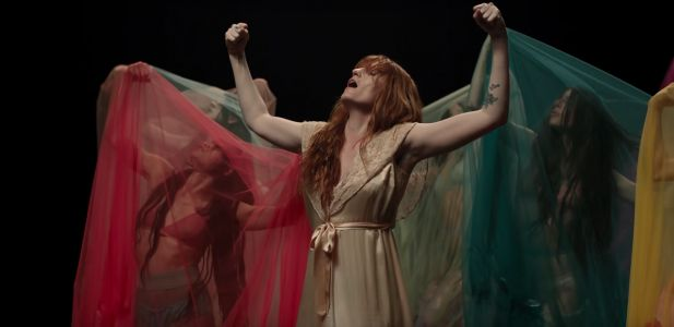 "Florence + The Machine - ""Big God"" Video"