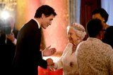 Looks Like Queen Elizabeth II Loves Justin Trudeau as Much as We All Do