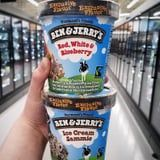 Ben and Jerry's Dropped 2 New Cookie-Inspired Flavors at Walmart, and Pass Me a Spoon, Please!