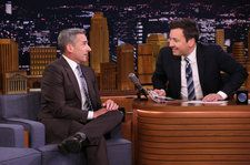 Steve Carell Describes Finally Meeting Kelly Clarkson: 'I Thought She'd Be Mad At Me'