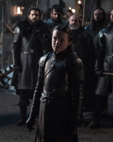 Game of Thrones: Lyanna Mormont Is Even Younger Than You Thought