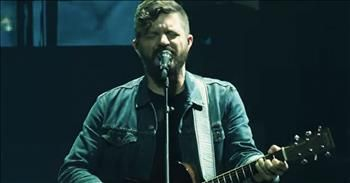 Josh Baldwin Sings 'Stand In Your Love' At Heaven Come Conference