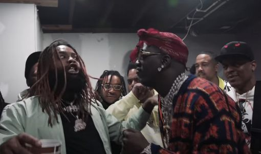 "Lil Yachty & Sada Baby - ""Not Regular"""