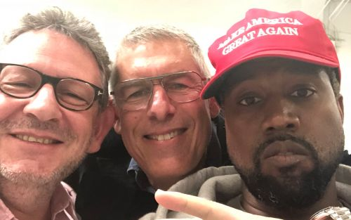 Kanye West, Donald Trump, and The Death of Pablo