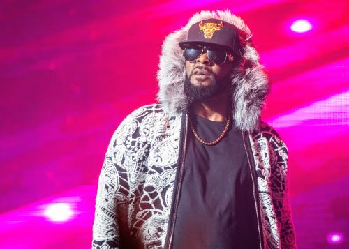 Report: Sony and R. Kelly Have Split