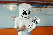Marshmello Learns About Himself in 'Together' Video: Watch
