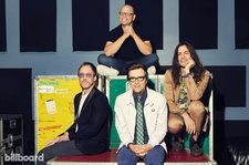 Weezer's 'Africa' Cover Hits No. 1 on Rock Airplay Chart