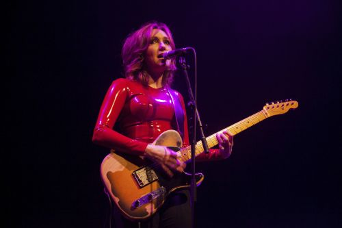 Punk Legend Viv Albertine Wrote a Thriller About Her Own Life