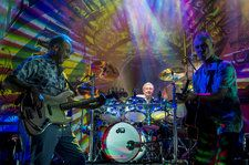 Nick Mason's Saucerful Of Secrets Brings The Psychedelic Sounds of Pink Floyd Back to London's Roundhouse