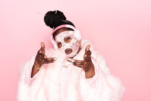 """Behind the Mask: Leikeli47 Is Just Striving to Be the """"Greatest Version"""" of Herself"""