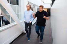 Paul McCartney and James Corden Tour the 'Late Late Show' Office in Hilarious Promo For New Special