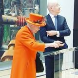 Queen Elizabeth II Shares Her First Instagram Post, and It's as Endearing as You'd Expect