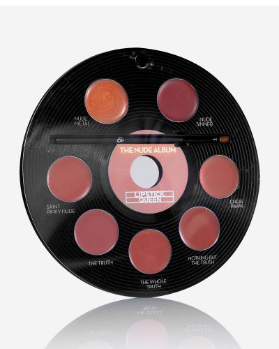 Lipstick Queen's Nude Lip Palette Gives You 7 - Count 'Em! - Different Shades