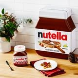 Nutella Is Selling a DIY Holiday Breakfast Kit That Includes Gingerbread Pancake Mix