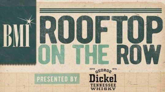 Events: BMI's Rooftop on the Row: Nashville, TN