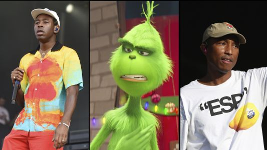 Here's Tyler, the Creator's Incredibly Sick Theme for the New Grinch Movie