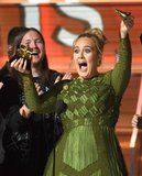 Get It, Girl! Adele Shakes It Like No One's Watching During Beyoncé's Set at Coachella