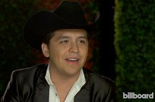 Christian Nodal Reveals How He Would Celebrate Winning Best New Artist at Billboard Latin Music Awards: Watch