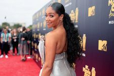 Tiffany Haddish Is Working on an Album, Says Drake & His Dad Both Slid in Her DMs