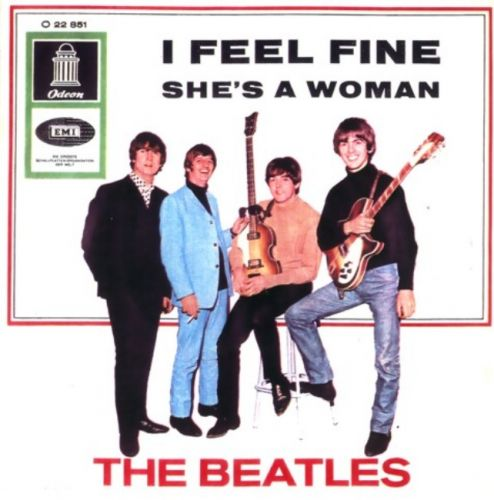 """The Number Ones: The Beatles' """"I Feel Fine"""""""