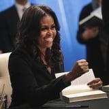Michelle Obama Earned a Grammy Nod For Becoming, and It's So Well-Deserved