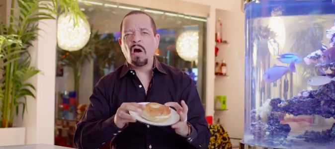 Listen Up, You Dumbfucks: Ice-T Ate His First Bagel