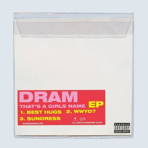 DRAM returns with surprise EP, That's a Girl's Name: Stream