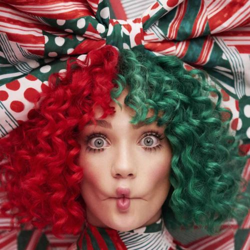 Sia's Dropping a Holiday Album, So We'll Be Rockin' Around the Christmas Tree