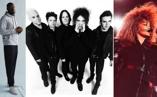 The Cure and The Killers Join Stormzy as Glastonbury 2019 Headliners