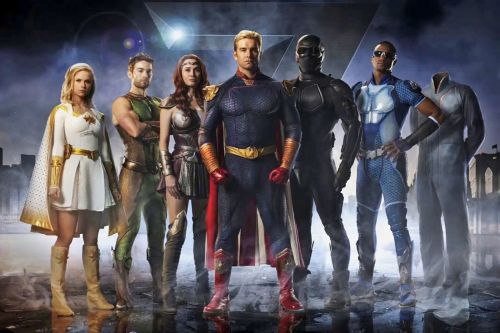 TV Review: Amazon's The Boys Assemble For Some Bloody Superhero Critique