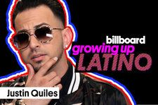 Justin Quiles Remembers How Underground Reggaeton Influenced His Career in New Growing Up Latino