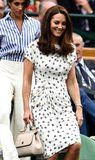 Kate Middleton Found the World's Most Flattering Dress to Wear at Wimbledon