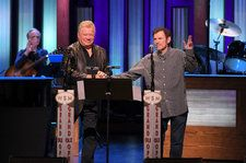 When Two Worlds Collide: Shadowing William Shatner on the Day of His Grand Ole Opry Debut