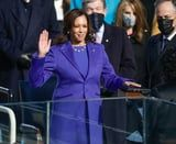 The Important Reason Kamala Harris, Michelle Obama, and Hillary Clinton All Wore Purple