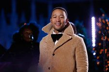 John Legend Brings Christmas Cheer to MSG Show
