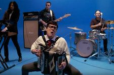 Weezer's Self-Referential 'Africa' Video Sees the Band Age Appropriately, If Not Maturely