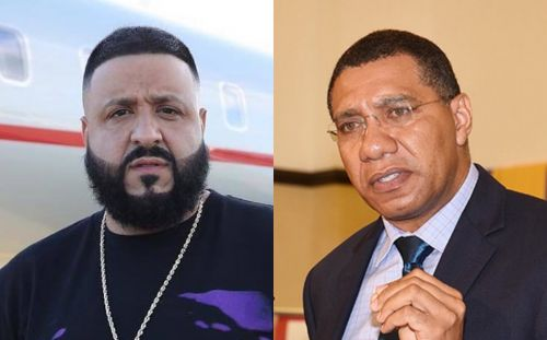 PM Andrew Holness Says Dancehall Is 'Hijacked' By Outsiders Amid DJ Khaled In Jamaica Recording
